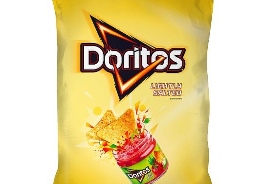 Pepsico is recalling some batches of Doritos Lightly Salted Corn Chips